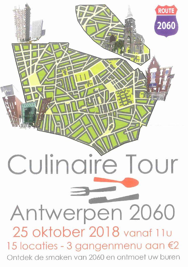 culinaire tour 2060